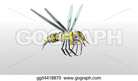 Spider Wasp clipart #1, Download drawings