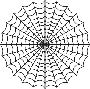 Spider Web clipart #10, Download drawings