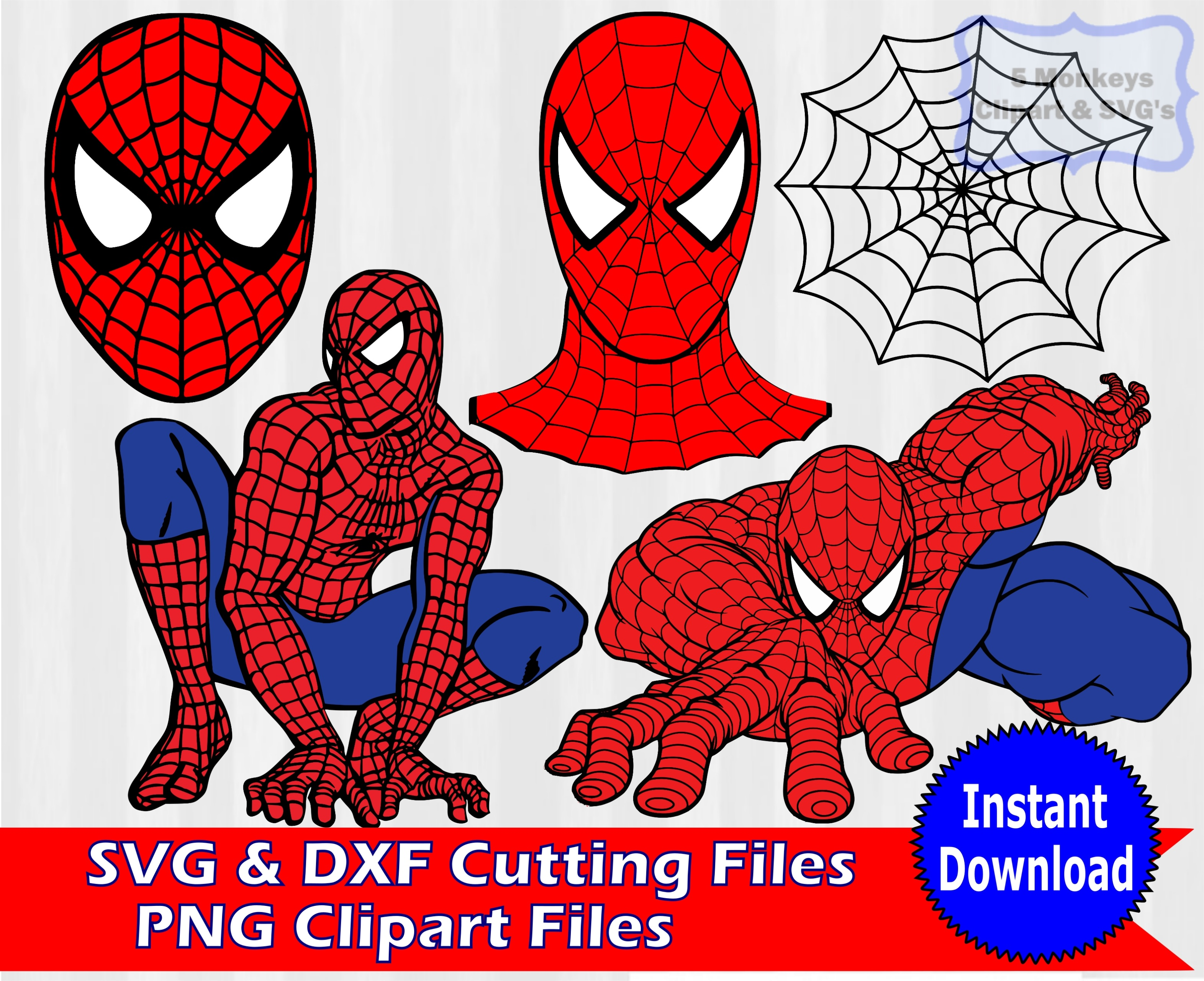 Spider-Man svg #2, Download drawings