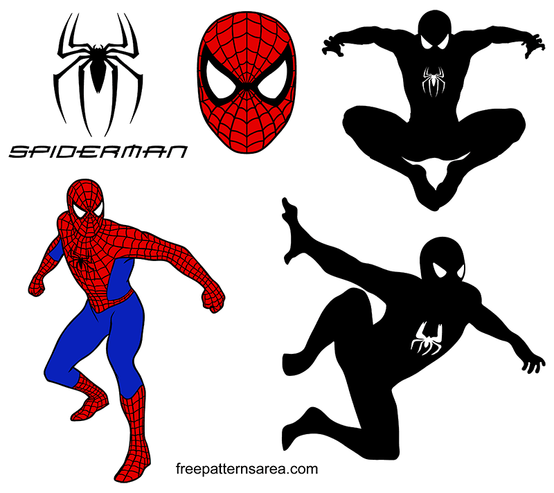 spiderman svg free #781, Download drawings