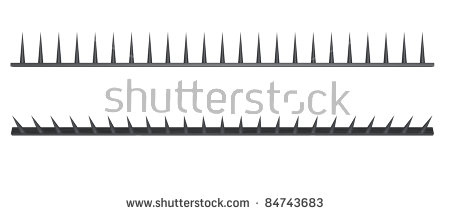 Spikes clipart #16, Download drawings