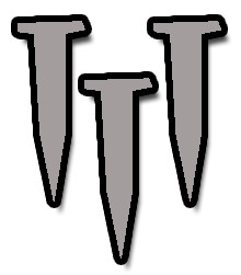 Spikes clipart #15, Download drawings