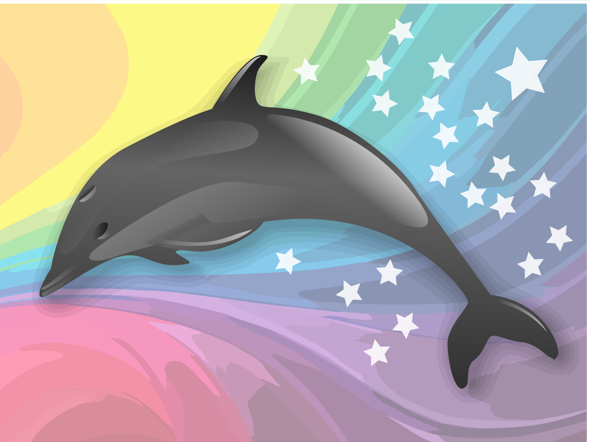 Spinner Dolphin svg #11, Download drawings