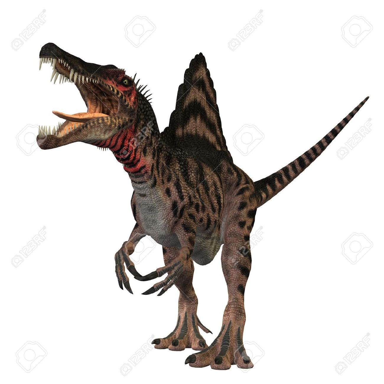 Spinosaurus clipart #4, Download drawings
