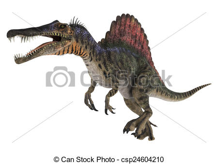 Spinosaurus clipart #2, Download drawings