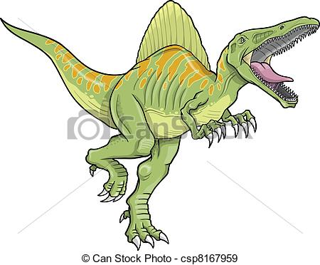 Spinosaurus clipart #7, Download drawings