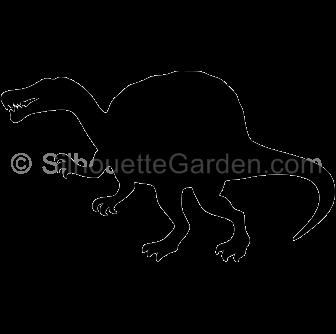Spinosaurus svg #7, Download drawings