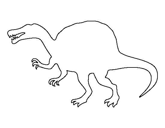 Spinosaurus svg #5, Download drawings