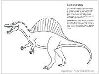 Spinosaurus svg #12, Download drawings