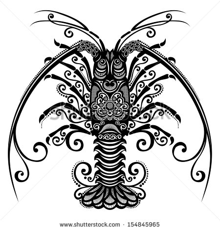 Spiny Lobster clipart #17, Download drawings