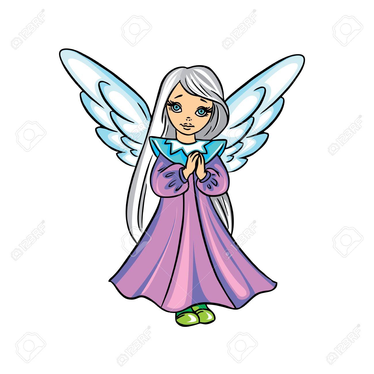 Spirit Angel coloring #1, Download drawings
