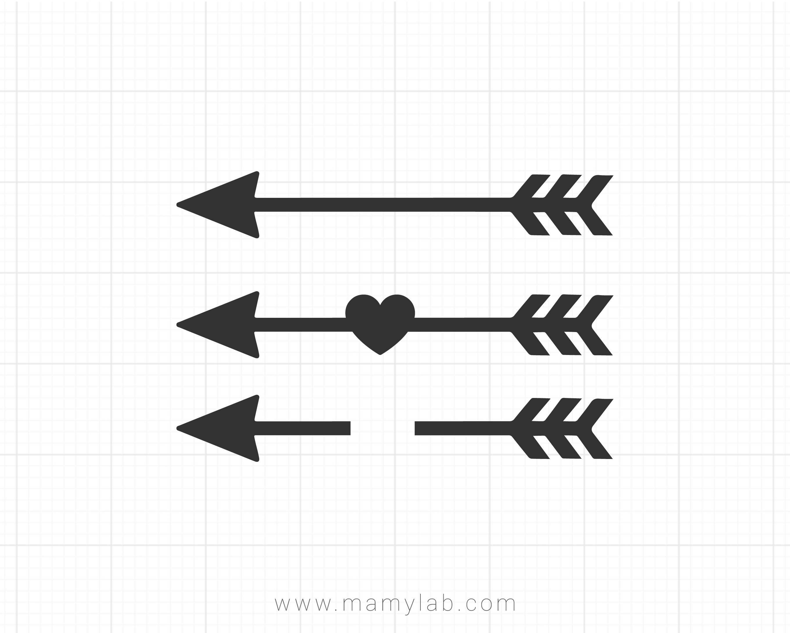 split arrow svg #1258, Download drawings