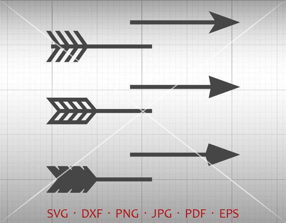 split arrow svg #1236, Download drawings