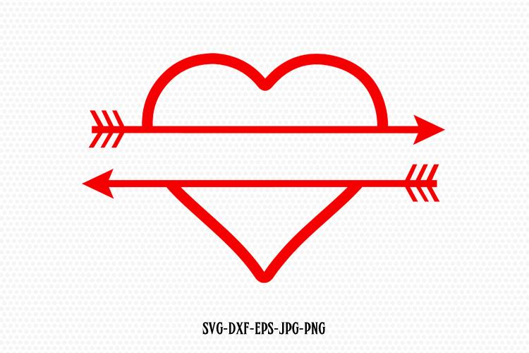 split arrow svg #1259, Download drawings