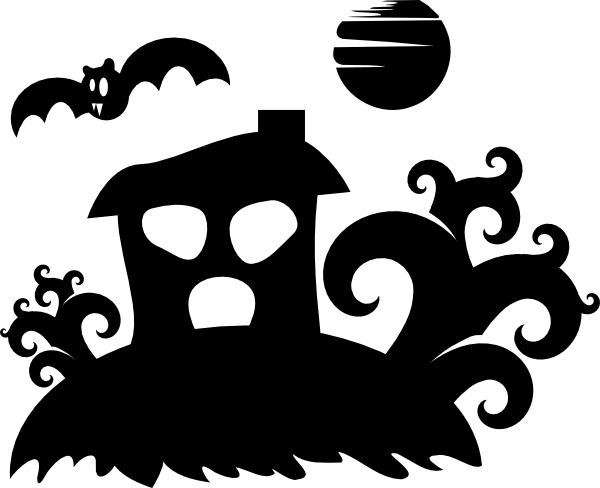 Spooky clipart #16, Download drawings