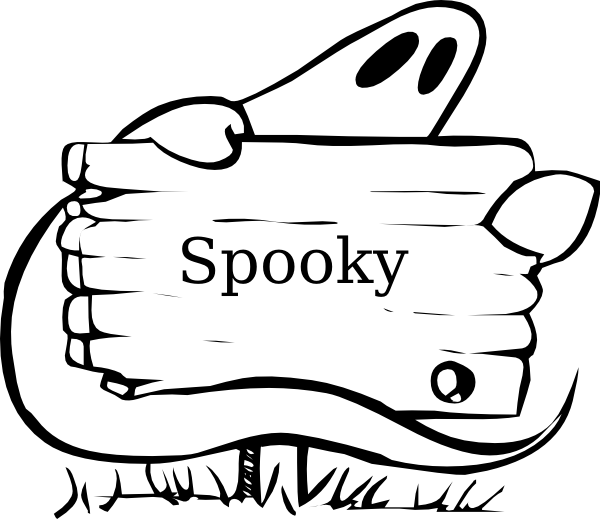 Spooky clipart #10, Download drawings