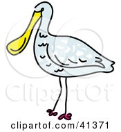 Spoonbill clipart #14, Download drawings