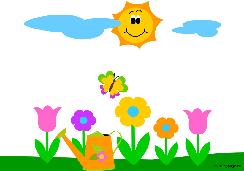 Spring clipart #15, Download drawings