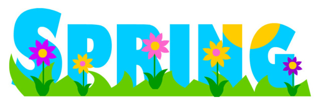 Spring clipart #6, Download drawings