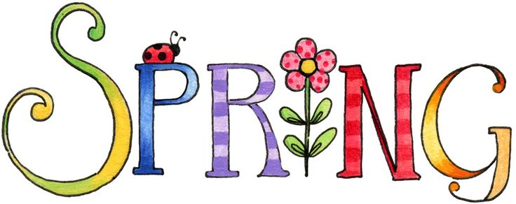 Spring clipart #16, Download drawings