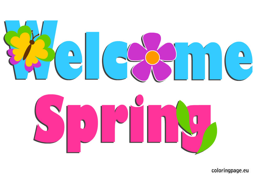 Spring clipart #12, Download drawings