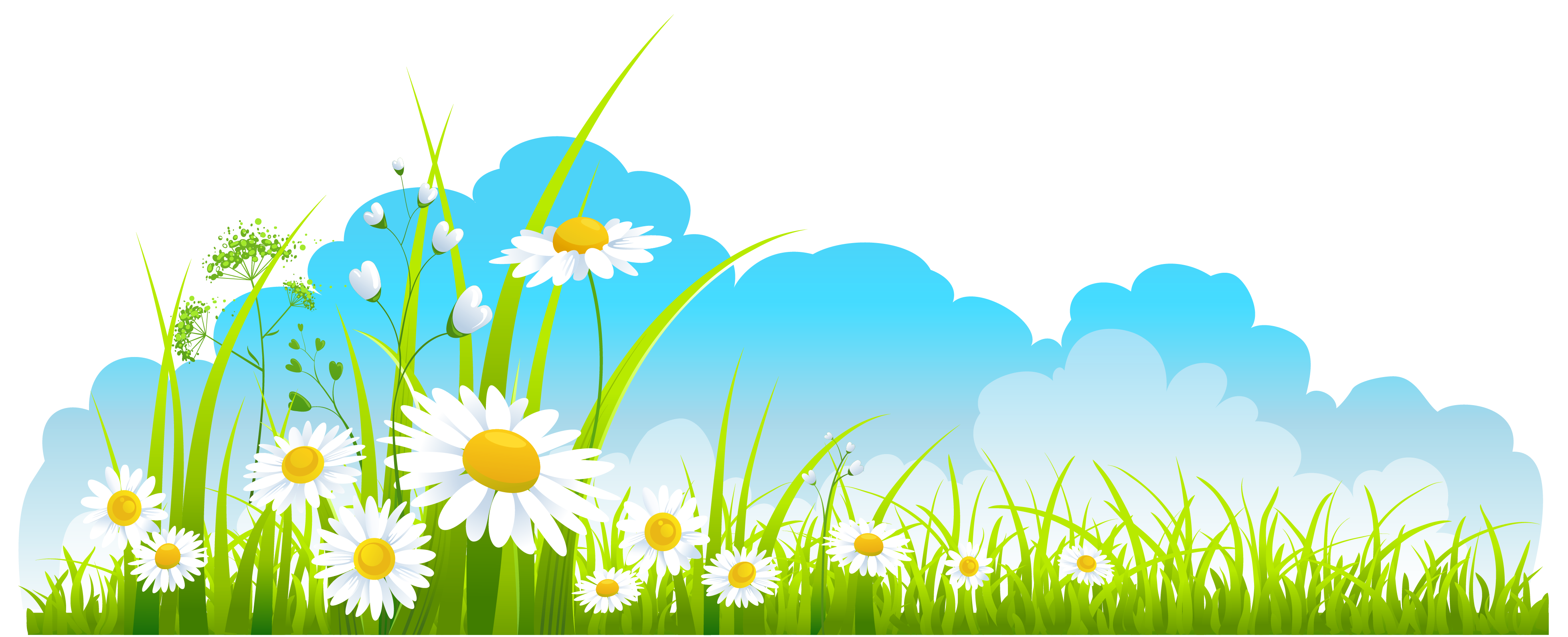 Spring clipart #2, Download drawings