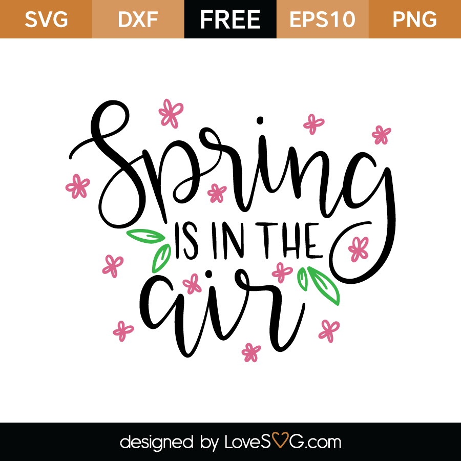 Spring svg #18, Download drawings