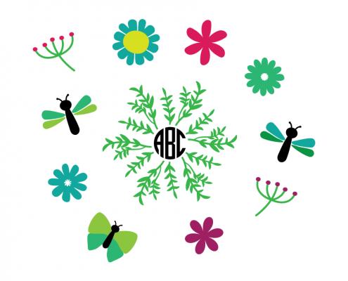 Spring svg #8, Download drawings