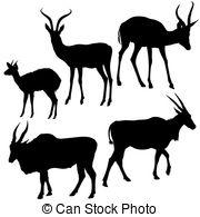 Springbok clipart #14, Download drawings