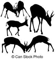 Springbok clipart #13, Download drawings