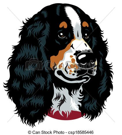 Springer Spaniel clipart #9, Download drawings