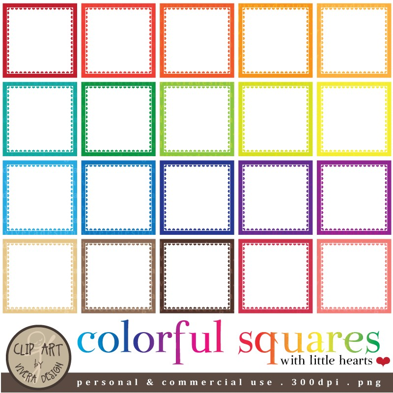 Squares clipart #5, Download drawings