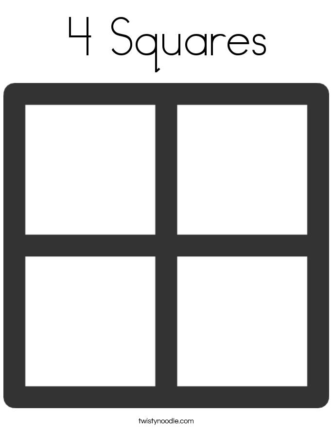 Squares coloring #18, Download drawings