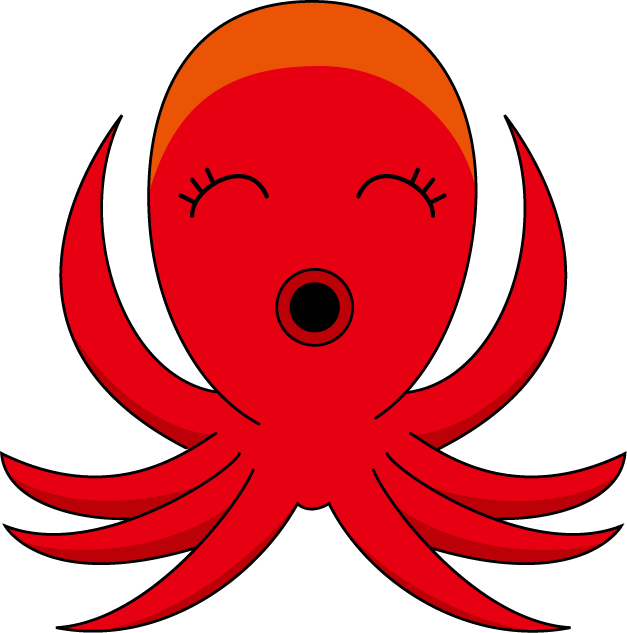 Squid clipart #7, Download drawings