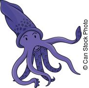 Squid clipart #20, Download drawings
