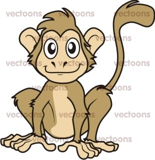 Squirrel Monkey clipart #12, Download drawings