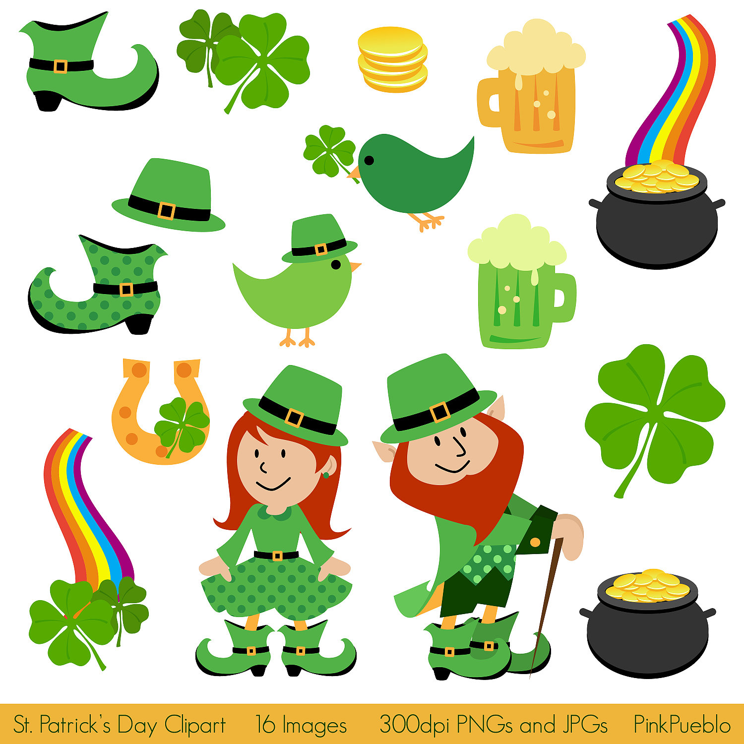 St. Patrick's Day clipart #4, Download drawings