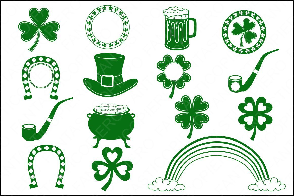 st patricks svg #967, Download drawings