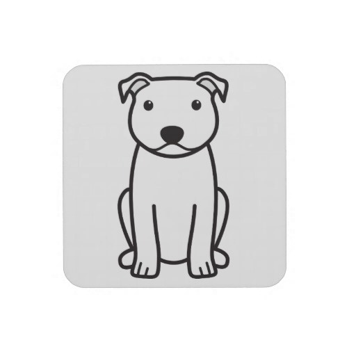 Staffordshire Bull Terrier clipart #9, Download drawings