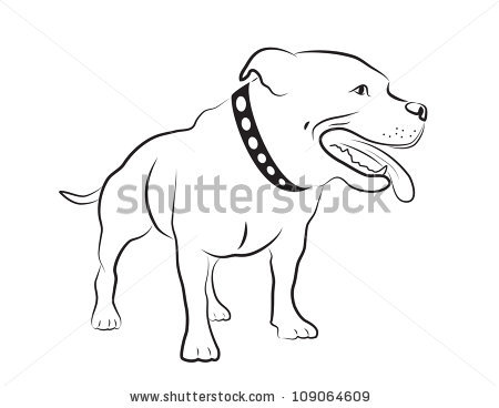 Staffordshire Bull Terrier clipart #12, Download drawings