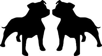 Staffordshire Bull Terrier clipart #13, Download drawings