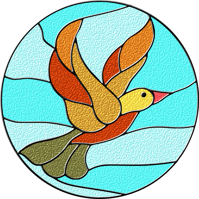 Stained Glass clipart #2, Download drawings