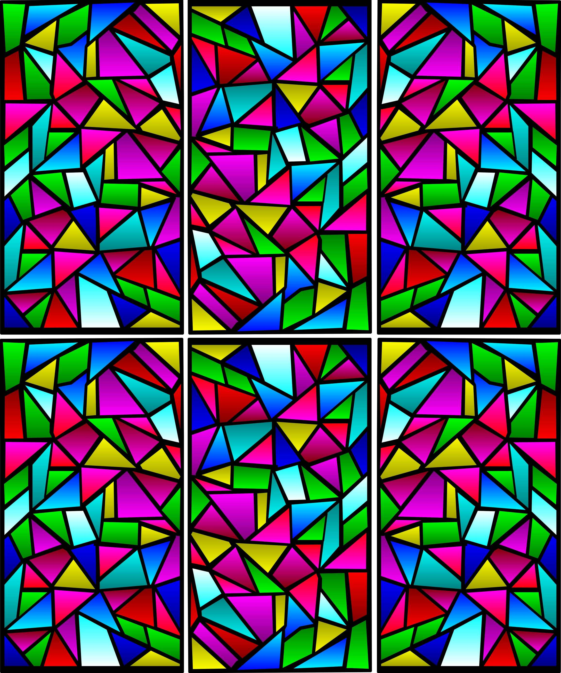 Stained Glass clipart #1, Download drawings
