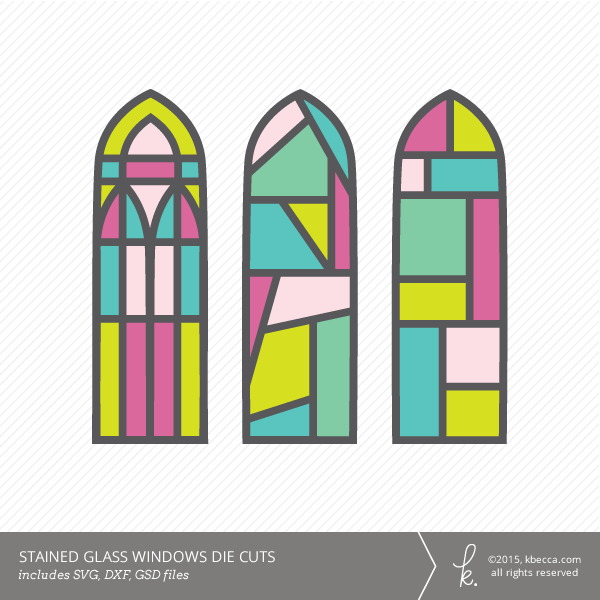 Stained Glass svg #20, Download drawings