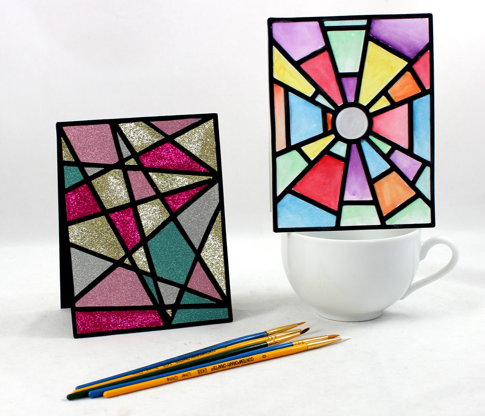 Stained Glass svg #13, Download drawings