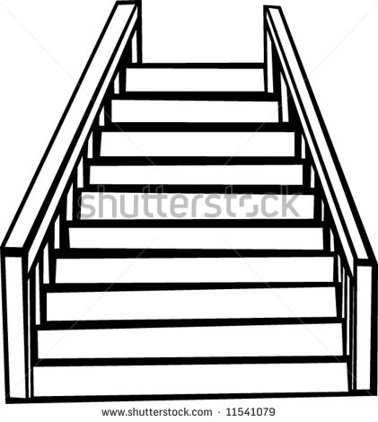 Stairs clipart #5, Download drawings