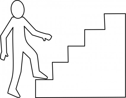 Stairs clipart #4, Download drawings