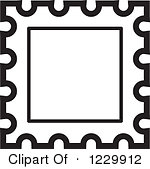 Stamp clipart #12, Download drawings