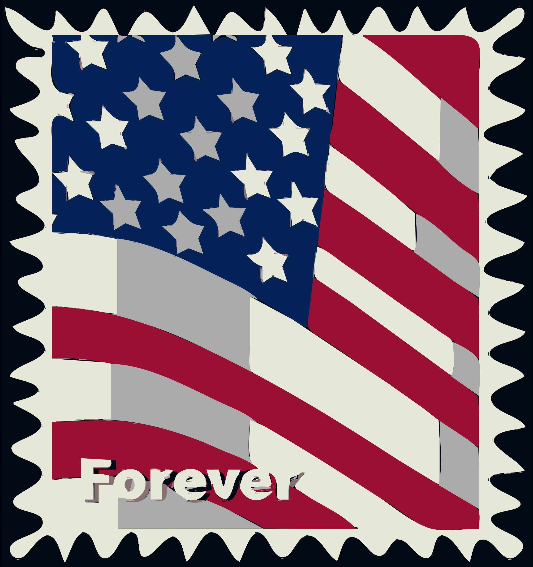 Stamp clipart #6, Download drawings
