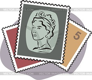 Stamp clipart #9, Download drawings
